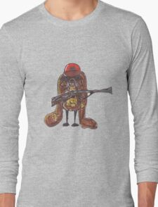The rabbitish hunter Long Sleeve T-Shirt