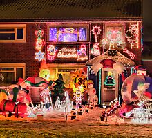 Did Someone Mention Christmas ??  - HDR by Colin  Williams Photography