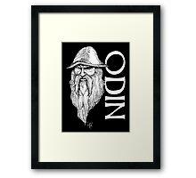 Odin - The Master of Ecstasy Framed Print