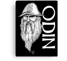 Odin - The Master of Ecstasy Canvas Print