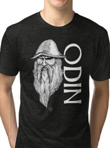 Odin - The Master of Ecstasy Tri-blend T-Shirt