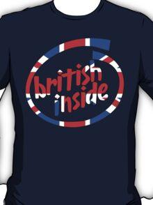 British Inside T-Shirt