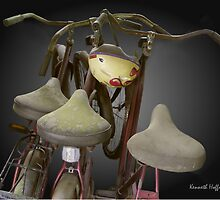 Bikes From the Good Old Days by Kenneth Hoffman