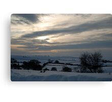 The North Yorks Moors Canvas Print