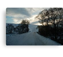 The North Yorks Moors 2 Canvas Print
