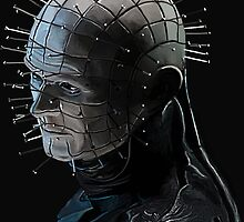 Hellraiser's Pinhead by StephenTH