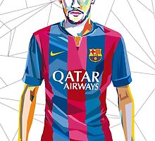 Neymar Jr by kacersemper
