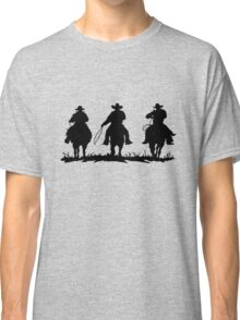 Horse riders geek funny nerd Classic T-Shirt