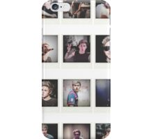 Niall Horan Polaroid iPhone Case/Skin