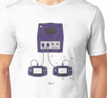 Game Boy Advance Gamecube Controller Unisex T-Shirt