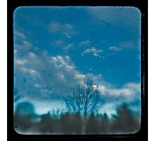 Pay Attention To The Open Sky Photographic Print