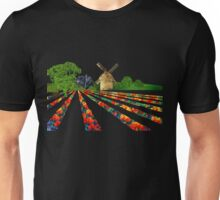 Dutch landscape Unisex T-Shirt