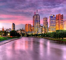 Majestic Melbourne by Alex Stojan