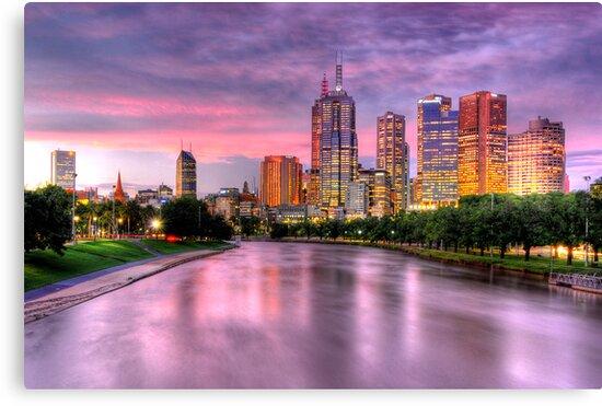 Majestic Melbourne by Alex Stojan