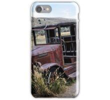 Bannack Ghost Town - Vintage Truck iPhone Case/Skin