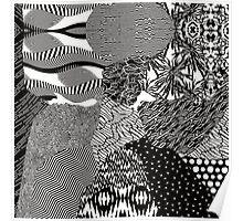 Twenty One Pilots - Blurryface - Blurryface Pattern Poster