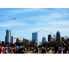 Kite Fest Austin Photographic Print