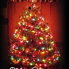Christmas Warmth by Greeting Cards by Tracy DeVore
