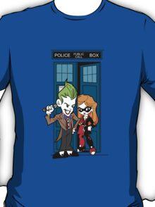 Madman in a blue box T-Shirt