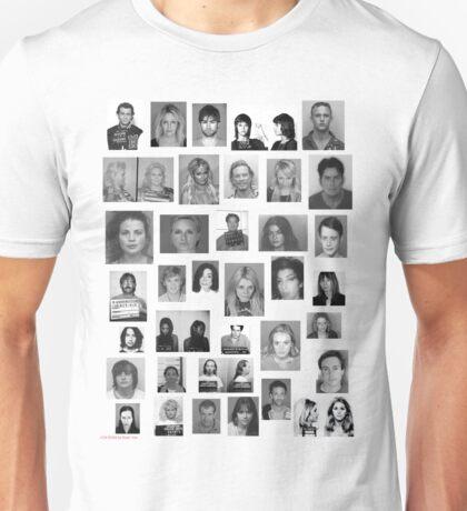 Mugged Unisex T-Shirt