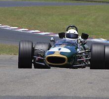 Brabham BT 24 by Noel Elliot