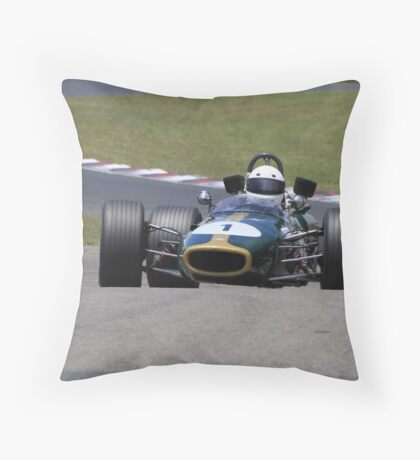 Brabham BT 24 Throw Pillow