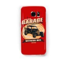 Warboys Garage! Samsung Galaxy Case/Skin