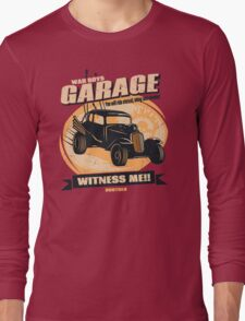 Warboys Garage! Long Sleeve T-Shirt
