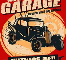 Warboys Garage! by piercek26