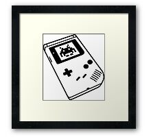 Classic Player Framed Print