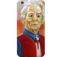 Sir Ian iPhone Case/Skin