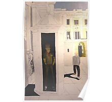 Royal Palace Guard, Madrid Poster