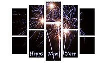 Happy New Year by Melissa James