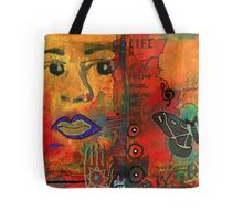Paint Your Dreams, Ms Angela Tote Bag