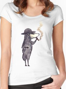 Badger Women's Fitted Scoop T-Shirt