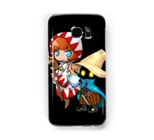 Black & White Mage Samsung Galaxy Case/Skin