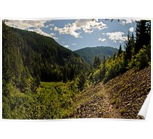 The Trail Worsens Poster