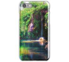 Waterhole - Krause Springs iPhone Case/Skin