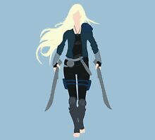 Celaena Sardothien - Minamalist - Throne of Glass Womens T-Shirt