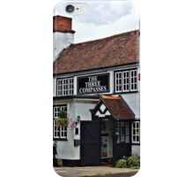 Where the 1940's Pilots relaxed between sorties. iPhone Case/Skin