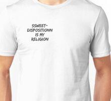 Tumblr religion Unisex T-Shirt