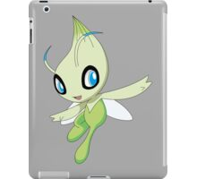 pokemon celebi anime manga shirt iPad Case/Skin