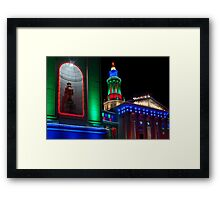 a Nutcracker for the City Framed Print