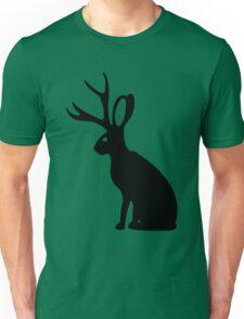 Jackalope geek funny nerd Unisex T-Shirt