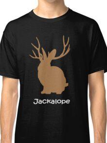 Jackalope funny nerd Classic T-Shirt
