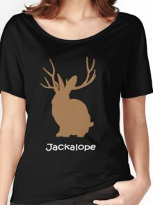 Jackalope funny nerd Women's Relaxed Fit T-Shirt
