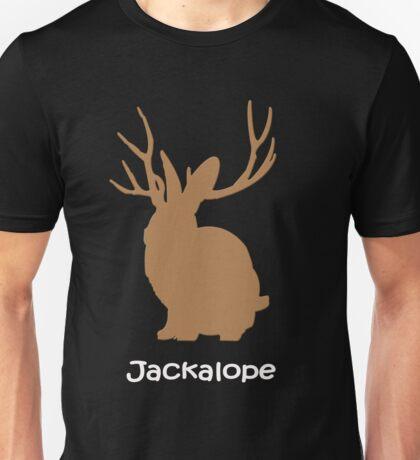 Jackalope funny nerd Unisex T-Shirt
