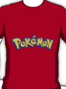 pokemon anime manga shirt T-Shirt