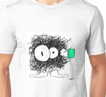 Little Ball of Stress and Caffeine Unisex T-Shirt