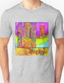 Three Plus One Equals More Than Four! T-Shirt